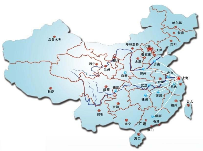 河南郑州市区地图